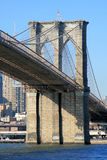 Brooklyn Bridge, New York City Royalty Free Stock Images