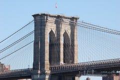 Brooklyn Bridge, New York City Royalty Free Stock Photography