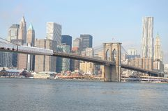 Brooklyn Bridge New York City Stock Photos