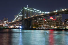 Brooklyn Bridge New York City Royalty Free Stock Image