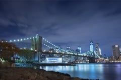 Brooklyn Bridge New York City Royalty Free Stock Photo