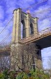 Brooklyn Bridge,  New York City Stock Images