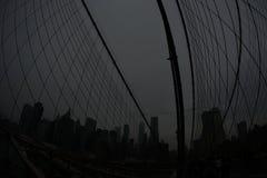 Brooklyn Bridge New York,USA stock images