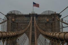 Brooklyn Bridge New York,USA stock photo