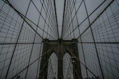 Brooklyn Bridge New York,USA stock photos