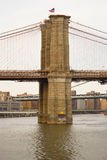 The Brooklyn Bridge, NYC Royalty Free Stock Images