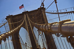 Brooklyn Bridge - NYC Stock Photography