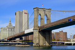The Brooklyn Bridge Stock Images