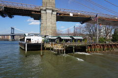 Brooklyn Bridge Park 42 Stock Photography