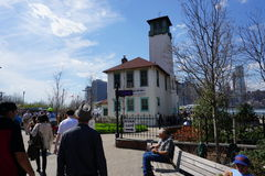 Brooklyn Bridge Park 208 Royalty Free Stock Images
