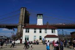 Brooklyn Bridge Park 2 Stock Images