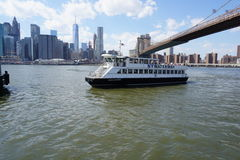 Brooklyn Bridge Park 8 Stock Photography