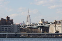 Brooklyn Bridge Park 47 Royalty Free Stock Photos