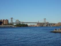 Brooklyn Bridge Park 220 Royalty Free Stock Photography