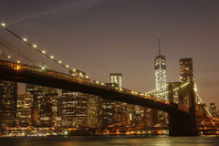 Brooklyn bridge Stock Image