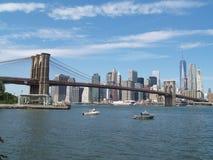 Brooklyn bridge Royalty Free Stock Photo