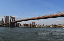 Brooklyn Bridge royalty free stock photography