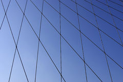 Brooklyn bridge suspension webbing Royalty Free Stock Photography