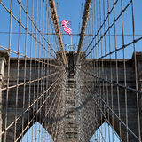 Brooklyn_Bridge Royalty Free Stock Photos