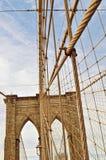 Brooklyn Bridge. Stock Photography