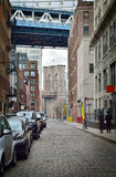 Brooklyn Bridge. Royalty Free Stock Photos