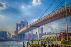 Brooklyn bro Arkivbilder