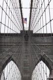 Brooklyn bro, New York, USA Royaltyfri Bild