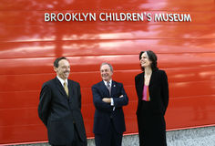 Brooklyn Childrens Museum Stock Image