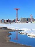 Brooklyn, Coney Island, NYC, USA Royalty Free Stock Photo