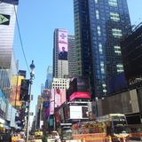 Brooklyn, das Manhattan gegenüberstellt Stockfotos
