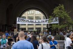 Brooklyn Flea Market Stock Photography