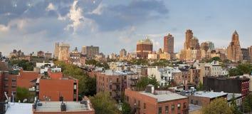 Brooklyn-Höhen. stockfotografie