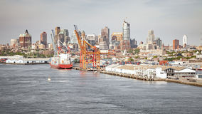 Brooklyn harbour Stock Image