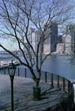 Brooklyn Heights New York Promenade USA Stock Images
