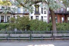 Brooklyn Heights Promenade, New York Royalty Free Stock Photography