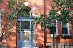 Brooklyn Hieghts Neighborhood Royalty Free Stock Images