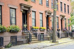Brooklyn Homes Stock Images