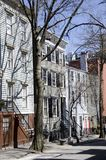 Brooklyn Homes Royalty Free Stock Photos