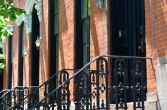 Brooklyn Homes Royalty Free Stock Photo