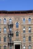 brooklyn hus Arkivfoto