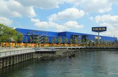 Brooklyn IKEA superstore Zdjęcie Stock