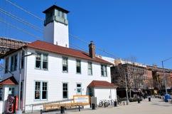 brooklyn kremowy fabryki lód Zdjęcia Royalty Free
