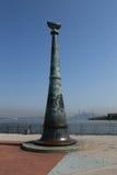 ` Brooklyn minns den `-September 11 minnesmärken Royaltyfri Fotografi