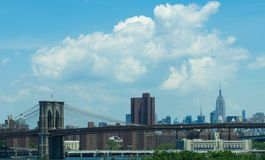 Brooklyn most Zdjęcie Royalty Free