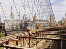 Brooklyn most Obraz Royalty Free