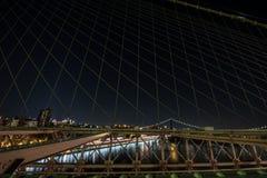 Brooklyn most fotografia stock