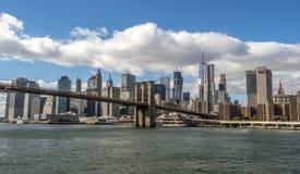 Brooklyn most Fotografia Royalty Free