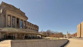 Brooklyn museum Royalty Free Stock Photo