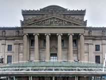 Brooklyn Museum Stock Photos