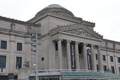 Brooklyn muzeum w Nowy Jork Obrazy Stock